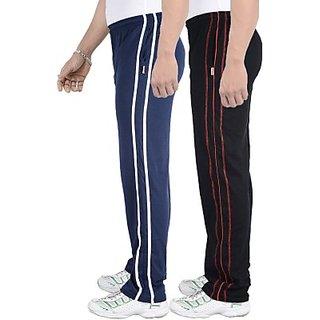 TeesTadka Solid Mens Multicolor pyjamas