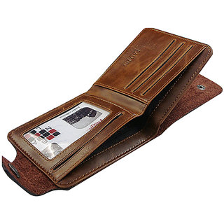 dff5564e9f28 The New Imported Bovis Pure Leather Wallets For Men as Best Gift