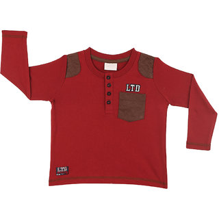 KODI BOYS RED T-SHIRT