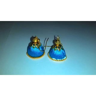 Riyaa Fashions Blue Earings