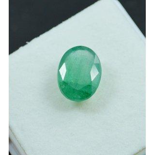 Manglam raj Ratan certificate  6.5 Ratti Lovely  Emerald (Panna) Gemstone