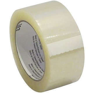 2 inch transparent Packing tape 65 mtr long (set of 12 pcs.)