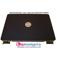 Dell Inspiron 1525 1526 LCD Back Cover Top Lid, Black RU676 [CLONE]