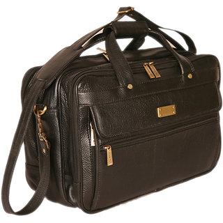 100genuine Indian Leather New Executive Bag Office Messenger Laptop Bl Jr81