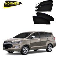HOMMER UV Magnetic Sunshade Car Curtain with Zipper for Toyota Innova Crysta