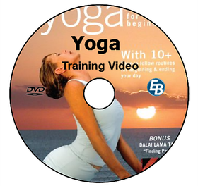 Yoga for Beginners Training Video