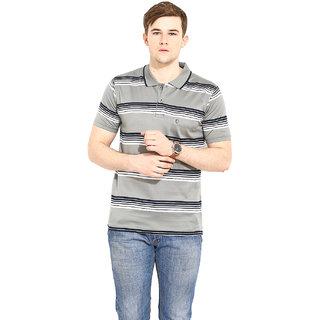 Duke Duke Stardust Grey T-Shirt For Men