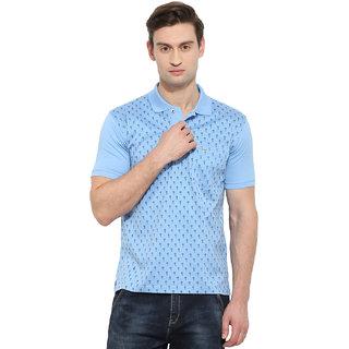 Duke Duke Stardust Skyway Cotton Blend T-Shirt For Men