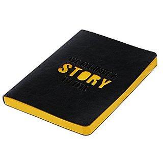 VALSALA SUDHAKARAN STORE Doodle The Joy Of Writing Story Teller Diary Notebook Neon