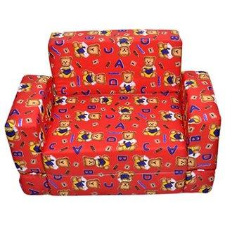KIDS Red Sofa cum Bed