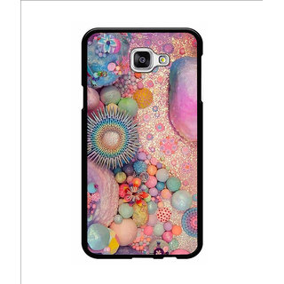 Instyler Digital Printed Back Cover For Samsung Galaxy A7(2016) SGA7(2016)DS-10137
