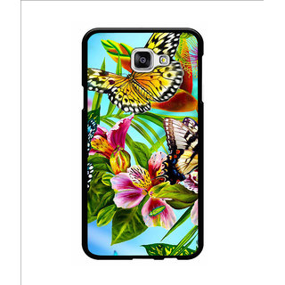 Instyler Digital Printed Back Cover For Samsung Galaxy A7(2016) SGA7(2016)DS-10347