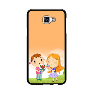 Instyler Digital Printed Back Cover For Samsung Galaxy A9 SGA9DS-10355