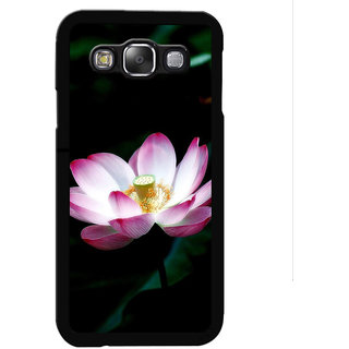 Instyler Digital Printed Back Cover For Samsung Galaxy E5 SGE5DS-10378