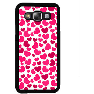 Instyler Digital Printed Back Cover For Samsung Galaxy E7 SGE7DS-10416