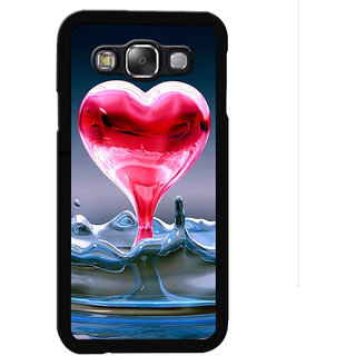 Instyler Digital Printed Back Cover For Samsung Galaxy E5 SGE5DS-10420