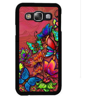 Instyler Digital Printed Back Cover For Samsung Galaxy J5 SGJ5DS-10343