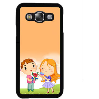 Instyler Digital Printed Back Cover For Samsung Galaxy J7 SGJ7DS-10355