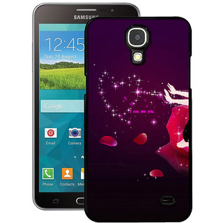 Instyler Digital Printed Back Cover For Samsung Galaxy Mega 2 SGM2DS-10414