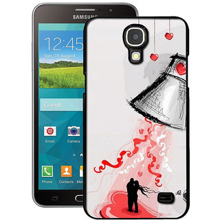 Instyler Digital Printed Back Cover For Samsung Galaxy Mega 2 SGM2DS-10415
