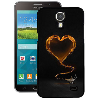 Instyler Digital Printed Back Cover For Samsung Galaxy Mega 2 SGM2DS-10430