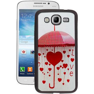 Instyler Digital Printed Back Cover For Samsung Galaxy Mega 5.8 SGM5.8DS-10424