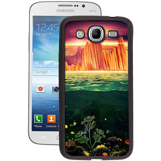 Instyler Digital Printed Back Cover For Samsung Galaxy Mega 5.8 SGM5.8DS-10452