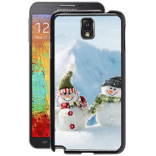 Instyler Digital Printed Back Cover For Samsung Galaxy Note 3 SGN3DS-10348