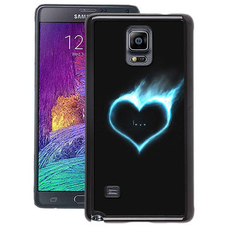 Instyler Digital Printed Back Cover For Samsung Galaxy Note Edge SGNEDS-10419