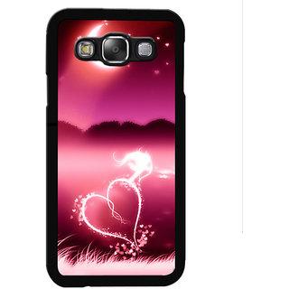 Instyler Digital Printed Back Cover For Samsung Galaxy J7 SGJ7DS-10407