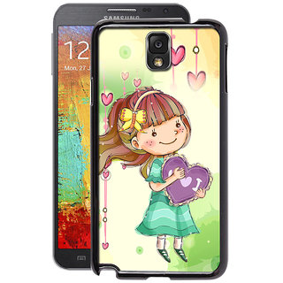 Instyler Digital Printed Back Cover For Samsung Galaxy Note 3 SGN3DS-10361