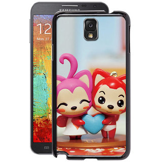 Instyler Digital Printed Back Cover For Samsung Galaxy Note 3 SGN3DS-10365