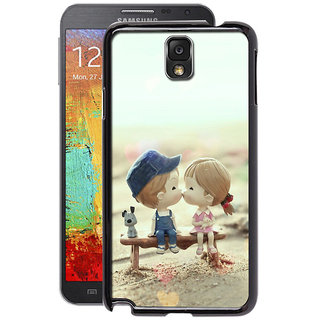 Instyler Digital Printed Back Cover For Samsung Galaxy Note 3 SGN3DS-10374