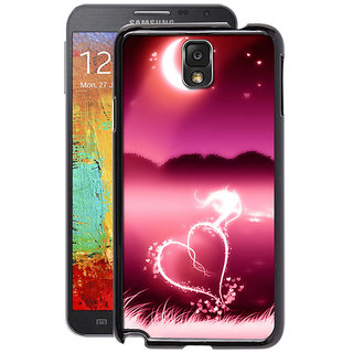 Instyler Digital Printed Back Cover For Samsung Galaxy Note 3 SGN3DS-10407