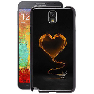 Instyler Digital Printed Back Cover For Samsung Galaxy Note 3 SGN3DS-10430