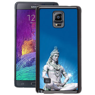 Instyler Digital Printed Back Cover For Samsung Galaxy Note 4 SGN4DS-10401