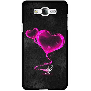 Instyler Digital Printed Back Cover For Samsung Galaxy On 7 SGON7DS-10409
