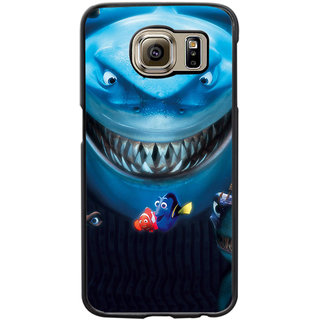 Instyler Digital Printed Back Cover For Samsung Galaxy S6 Edge SGS6EDS-10354