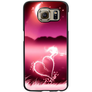 Instyler Digital Printed Back Cover For Samsung Galaxy S6 Edge SGS6EDS-10407