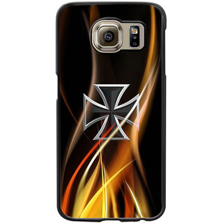 Instyler Digital Printed Back Cover For Samsung Galaxy S6 SGS6DS-10455