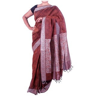 Tavara Womens Cotton Floral Sarees