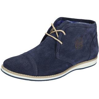 Italiano Men's Blue Stylish Boots