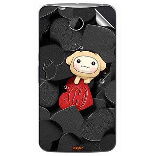 Instyler Mobile Skin Sticker For Motorola Nexus 6 MSMOTOROLANEXUS6DS10075