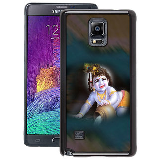 Instyler Digital Printed Back Cover For Samsung Galaxy Note Edge SGNEDS-10388