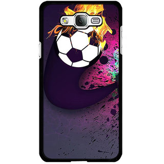 Instyler Digital Printed Back Cover For Samsung Galaxy On 7 SGON7DS-10440