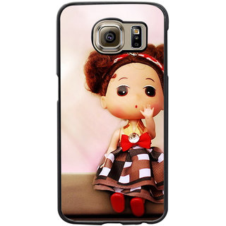 Instyler Digital Printed Back Cover For Samsung Galaxy S6 SGS6DS-10362