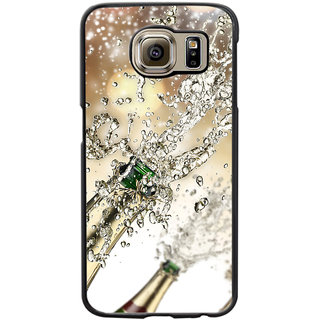 Instyler Digital Printed Back Cover For Samsung Galaxy S6 Edge SGS6EDS-10448