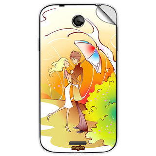 Instyler Mobile Skin Sticker For Coolpad 5310 MSCOOLPAD5310DS10060