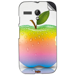 Instyler Mobile Skin Sticker For Moto G MSMOTOGDS10003