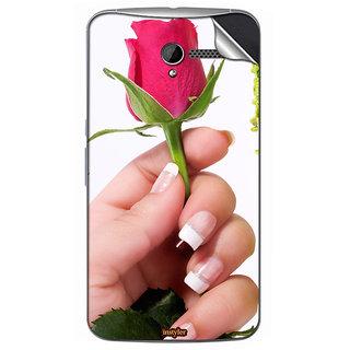 Instyler Mobile Skin Sticker For Motorola Xt1055 Moto X MSMOTOROLAXT1055MOTOXDS10082